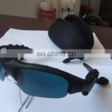 LED mp3 MUSIC sunglasses./flip lens music glasses/cool design flip glasses