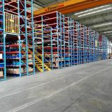 Thick Steel Steel Q235 Pallet Racking