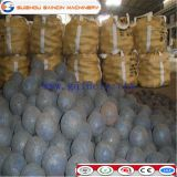 grinding media forged steel balls, grinding steel mill ball media with dia.20mm to 150mm