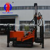 FY200 crawler pneumatic water well drilling rig/impact drill rig