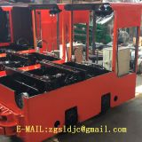 Railway Vehicle Battery Powered  Underground Mine Mini Electric Locomotive