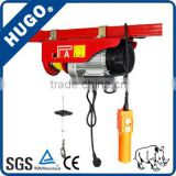 PA Mini Wire Rope Hoist Electric Power Winch