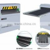 silicone sponge sheet cutting machine made in china