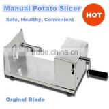 Hot popular manual potato slicing machine