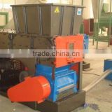 Waste pp pe abs pvc Plastic Twin Shafts scraps Shredder