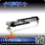 "High quality 10"" driving beam single row led light bar"