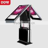 55'' Floor stand Dual side advertising player digital poster/Touch panels/Marketing design
