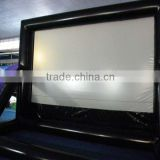 floor stand lcd touch screen advertising display