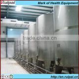 Soy / coconut / rice milk making machine with ISO9001
