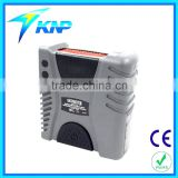 Digital Tire Inflator - Portable Auto Air Compressor. Pump To 150 Psi With 3LED Flashlight