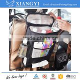 Home basics car back seat cooler bag organizer for retain freshness cold insulation                                                                                                         Supplier's Choice