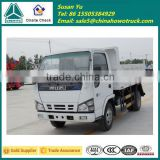4x2 Euro 4 Emission 5 Tons Dump Trucks Sale in Dubai