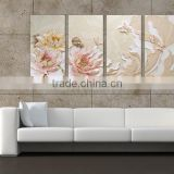 2015 Newest Beautiful Insulated Interior garden scenery oil painting