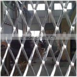 durable expended metal mesh /stainless steel expended mesh used for the civil construction machinery/filter mesh