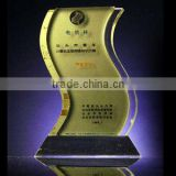 high quality bowling acrylic trophy cup award anniversary