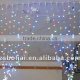 led plastic ball chain curtains light OEM