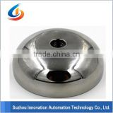 cnc precise machining parts mirror polish 316 stainless steel bell ITS-033                                                                         Quality Choice