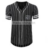 Custom baseball tee shirts blank baseball jersey wholesale Digital printing custom design camo baseball jersey