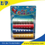 New design printing colorful star chalk