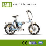20 inch alloy frame alloy rim suspension yonth folding bicycle