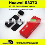 huawei e3372 4g usb lte modem dongle with antenna port