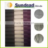 Panel curtain solar control light filtering sunscreen easy install and home decor solution Living Room blinds