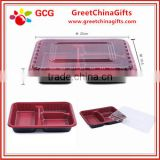 Disposable take out food container plastic lunch box for reataurant                                                                         Quality Choice                                                                     Supplier's Choice