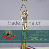 Custom Design Metal Trophies Made in China
