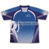 New design wholesale rugby sportswear sublimated fiji rugby jersey