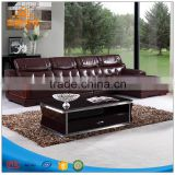 Import head layer cowhide Dermal sofa Contemporary and contracted sitting room furniture leather high-ranked imperial concubine