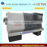 threading machine for pipes CKG160A thread cnc lathe machine with high precision for turn PVC PE Metal pipe