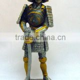 Good quality Metal Knight Armor, soldier figurines