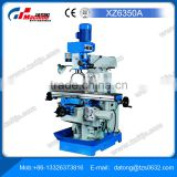 Universal Knee--Type Milling and Drilling Machine ZX6350A with DRO Drilling and Milling Machine