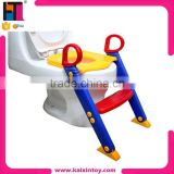 2015 new Baby Toilet Trainer Chair Seat Ladder Children Potty Baby Toys China Wholesale                                                                         Quality Choice