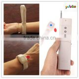 high quality remote control led wristband