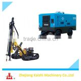 Drill rig KG915 For Cement Blue Stone Quarries Provides Higher Performance And Lower Fuel Consumption