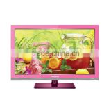 High Resolution and Brightness LED Monitor, LCD Display, LED TV 24 inch LCD TV/lcd pc monitor/Cheap Chinese tv sets/DVB-T/VGA