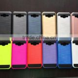 China Factory Brushed Case For Samsung Galaxy Note 4 Hybrid Case,Shockproof Case For Samsung Note 4