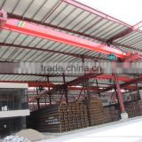 Fast building galvanized China metal storage sheds