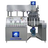 Yuxiang vacuum emulsifier homogenizer for hair wax mixing equipment