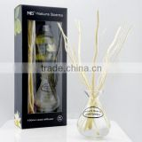 NS160ml with little glass vase gift set fragrance diffuser