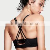 New Design Women Comfortable Breathable Sportswear High Impact Sports Bra