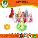 20CM Birthday star foam hat party favor supplies