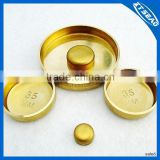 Specializing in the production of water block/size can be customized /16*1.2MM brass water plugging