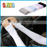 Wholesale anti UV sunscreen cool sleeve drive riding gloves in Summer