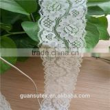Wholesale Cheap Lace Trimming, Embroidery Lace, Eyelash Lace Trim for Garment/Shoes/Bag Decoration