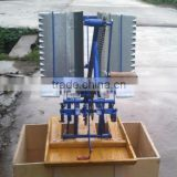 factory produced rice hand crank transplanter hot sale