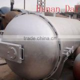 Autoclave machine for rubber vulcanization