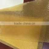 Hot sale honeycomb beeswax/plastic beeswax foundation sheet