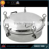 stainless steel manhole cover sealed manhole covers for tank from professional manufacture
